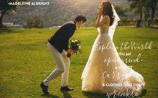 拍小清新婚纱照穿什么衣服合适