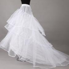 婚纱怎么选一个合适的裙撑