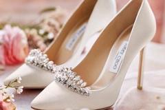 全球8款著名的婚鞋品牌