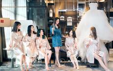 新娘晨袍怎么穿 这样搭配拍照超好看!