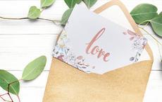 七夕对女朋友说的简短情话 适合写在礼物卡片上!