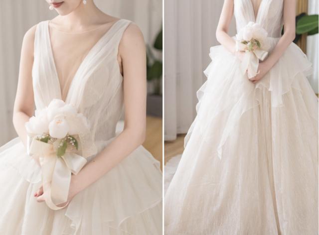 Flipped婚纱