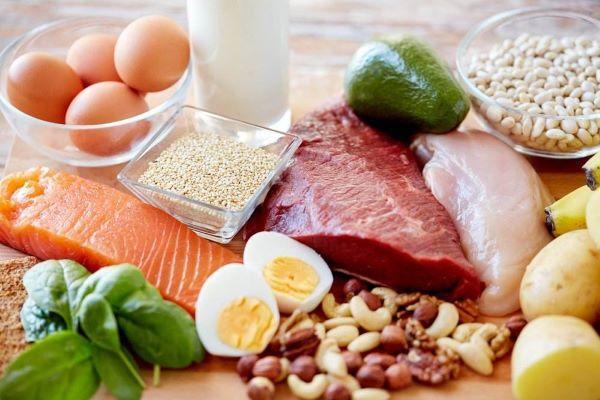 富含蛋白质的食物