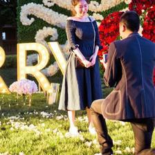 最浪漫的求婚仪式是什么样的