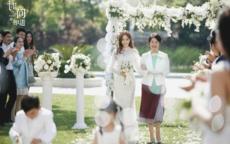 唐嫣新剧婚纱造型美哭了!不同风格婚礼的婚纱怎么选?