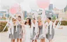 婚礼气球的布置和用法 气球超美用途全搜罗