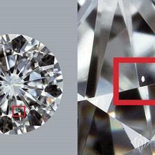 钻石净度等级vs是什么水平 钻石不同的划分标准
