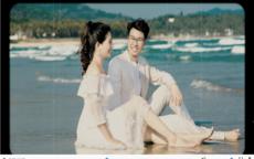 结婚用的电子相册怎么做