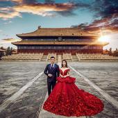 结婚的婚纱摄影大约需要多少钱?