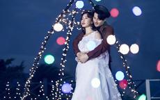 有质感的夜景婚纱照怎么拍 厦门哪里适合拍夜景