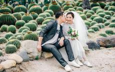 厦门拍婚纱照最美的取景地 网红新人都爱去!
