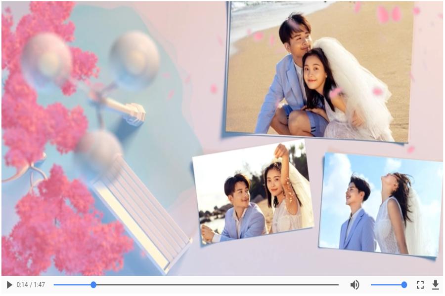 婚礼电子相册怎么做