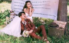 森系婚纱照图片 唯美浪漫的森系婚纱照怎么拍
