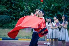 有意思的婚礼创意环节有哪些?