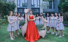 郑州的户外草坪婚礼推荐