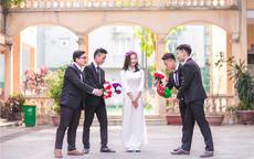 祝福新人结婚的诗句 这些祝福美到心里