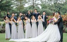 新郎新娘教堂婚礼的誓言