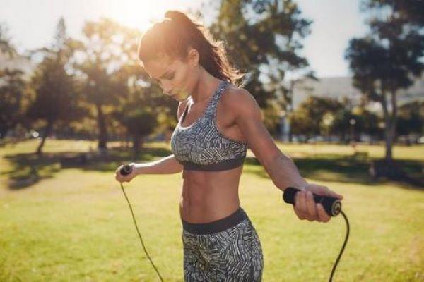 每天跳绳多少下能减肥