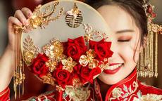 秀禾扇子的寓意 制作新娘团扇的简单流程