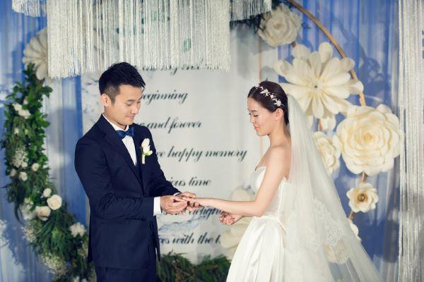 简洁的婚礼邀请词