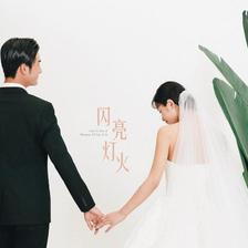 新娘单人婚纱照怎么拍比较好看