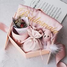 香水晨袍高端六角礼盒