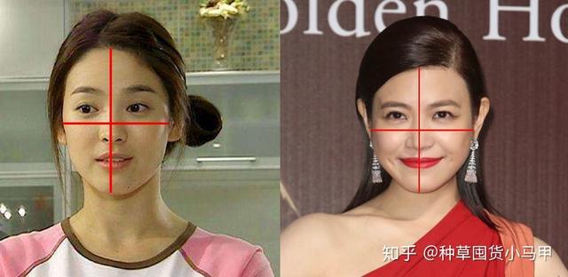 圆脸和鹅蛋脸的区别