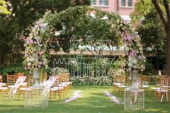 西安草坪婚礼场地