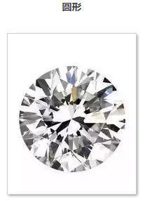 圆形钻石寓意
