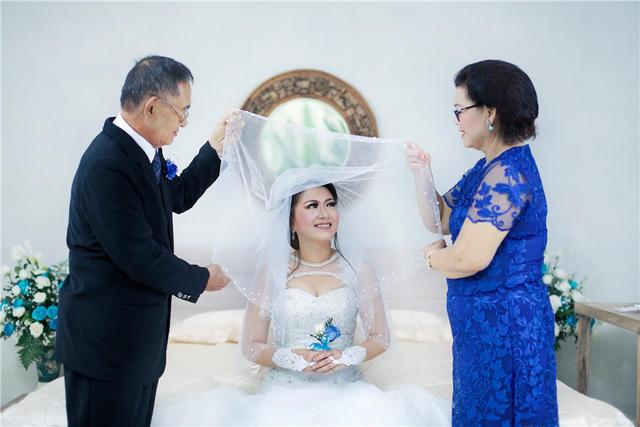 新娘将要出嫁