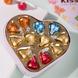 好时kisses巧克力少女爱心礼盒