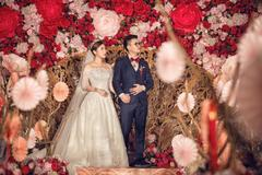 上海办婚礼多少钱,婚礼怎么找酒店划算