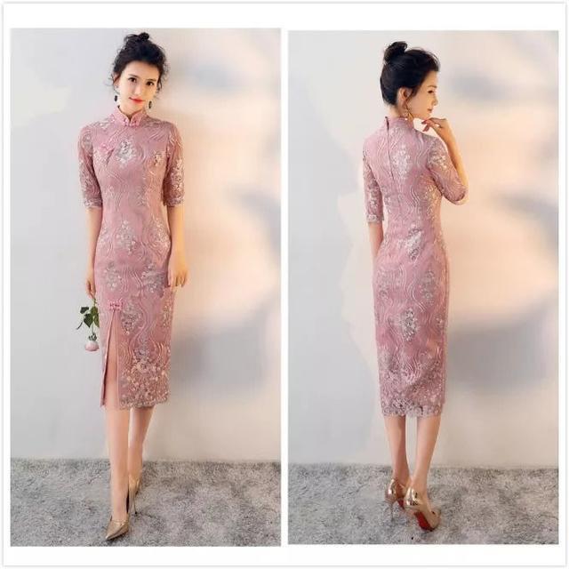 经典旗袍裙