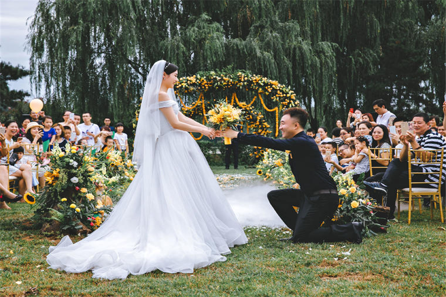 婚礼场景经典画面有哪些 这些细节你不能不记录