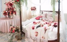 怎样布置婚房简单漂亮 婚房布置必备物品