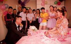 中式婚房布置的参与元素有哪些?