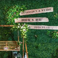 草坪婚礼场地布置攻略