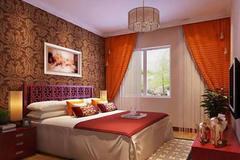 婚房卧室装修的软装部分有哪些?