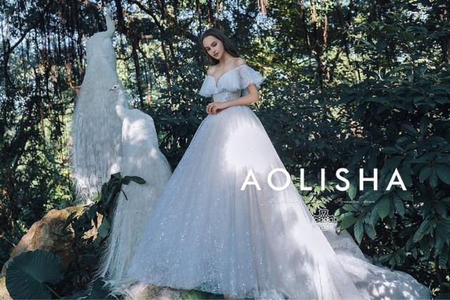 AOLISHA高级定制婚纱
