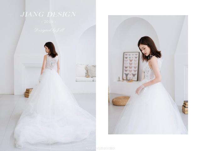 JIANG匠设计婚纱