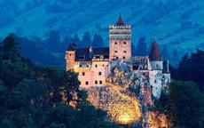 城堡主题婚礼场地推荐