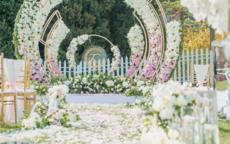 一场草坪婚礼多少钱 草坪婚礼费用明细