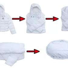 快速叠衣服的方法图解