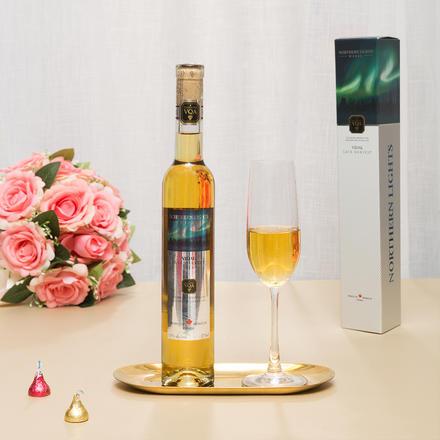 北极光维达尔晚收冰白葡萄酒