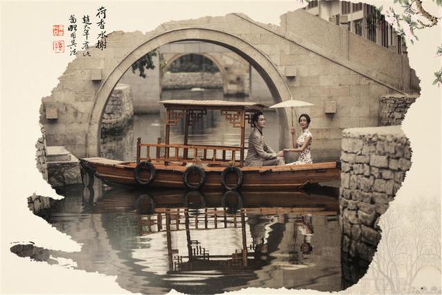中式军装婚礼_中式婚纱照只有凤冠霞帔?这些才是中式婚纱照的正确打开方式 ...