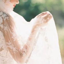 新娘个人婚纱照 如何摆pose更美