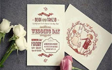 结婚邀请函内容格式模板