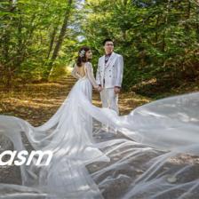 5套婚纱照选衣服的技巧 这么选礼服让你的婚纱照更多种风格