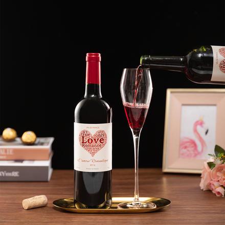 婚宴专用法国进口爱·干红葡萄酒