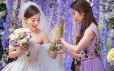 适合伴娘唱给新娘的歌,把最好的祝福送给闺蜜